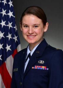 Second Lieutenant Emily E. Snyder