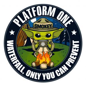Platform 1 Logo