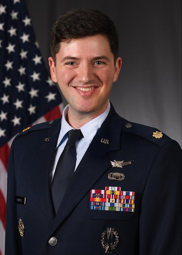 "Major Lawrence ""Tripp"" Farrell III"